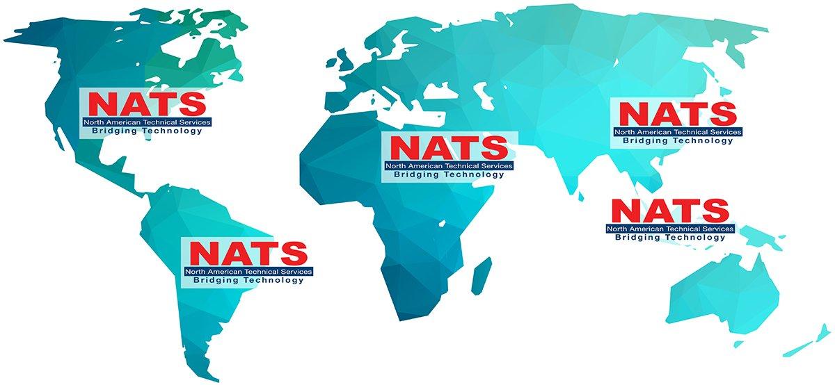 NATS global resource network